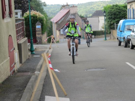 trail bazoge 2011